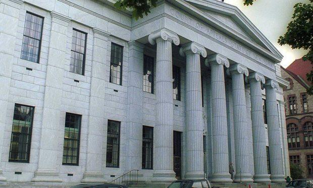 Court of Appeals for New York, Albany (Courtesy photo)