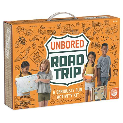 MindWare Unbored Activity Kits: Road Trip Survival Kit (Amazon / Amazon)
