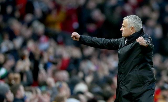 Jose Mourinho experienced many highs and lows as United boss