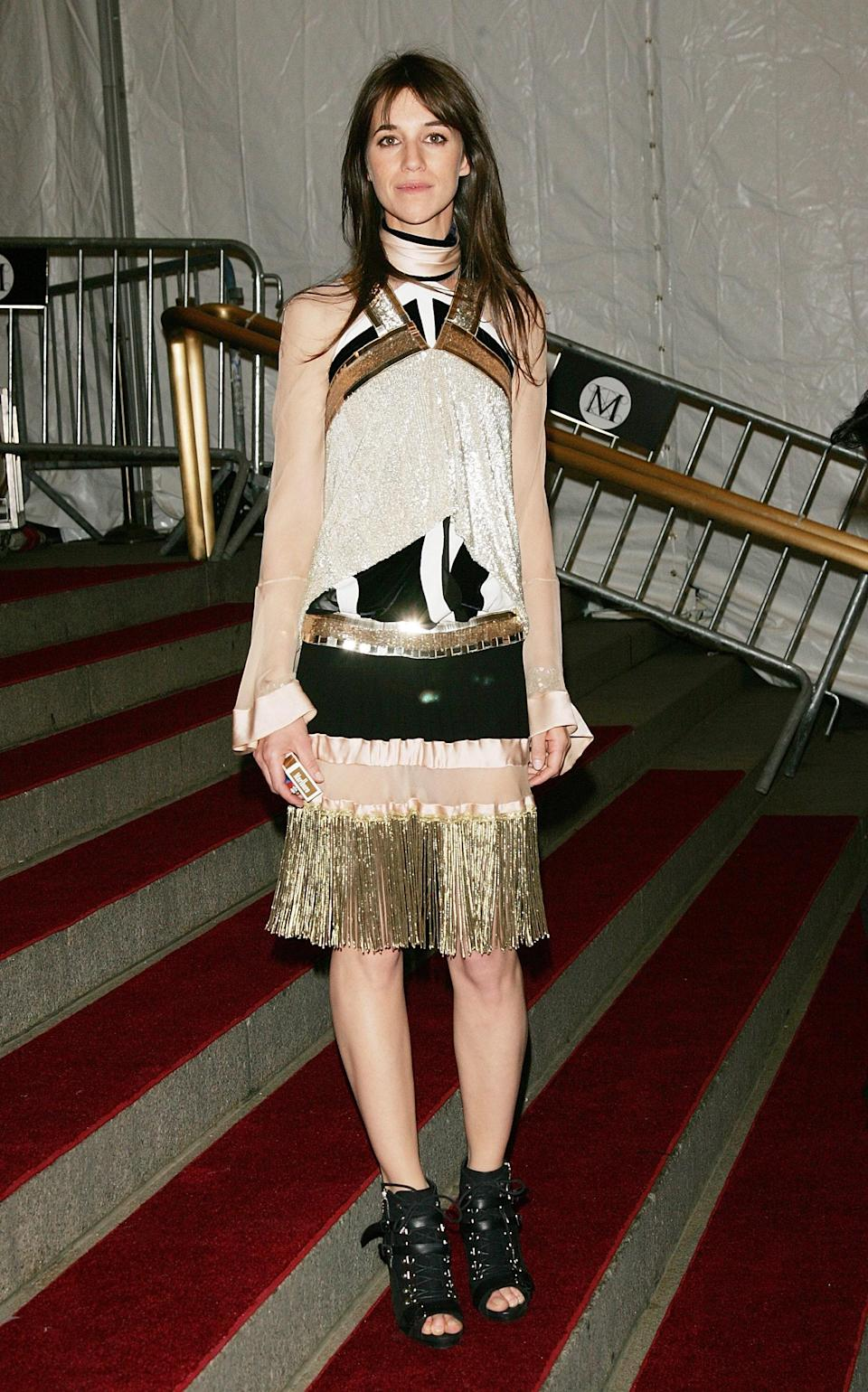 """<h1 class=""""title"""">Charlotte Gainsbourg in Balenciaga, 2007</h1><cite class=""""credit"""">Photo: Getty Images</cite>"""