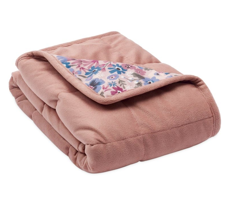 adairs weighted blanket