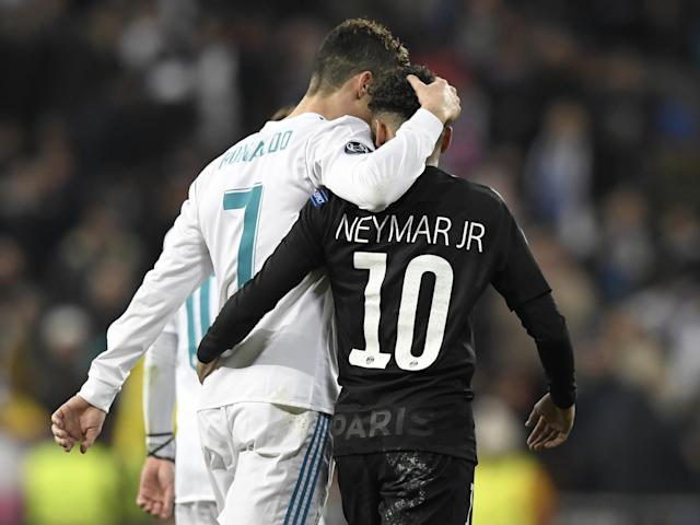 Cristiano Ronaldo taught Neymar a lesson in how sometimes less is more as Real Madrid beat PSG
