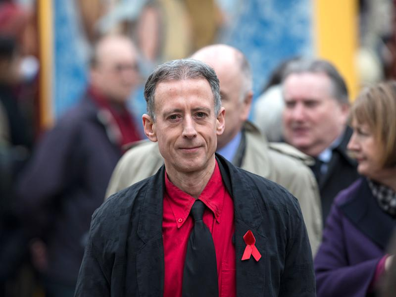 LGBT campaigner Peter Tatchell warned faith schools will be allowed to 'ignore LGBT issues', leaving a 'damaging effect on pupils': Getty