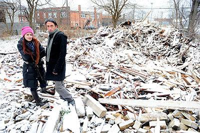 Dream home demolished by mistake