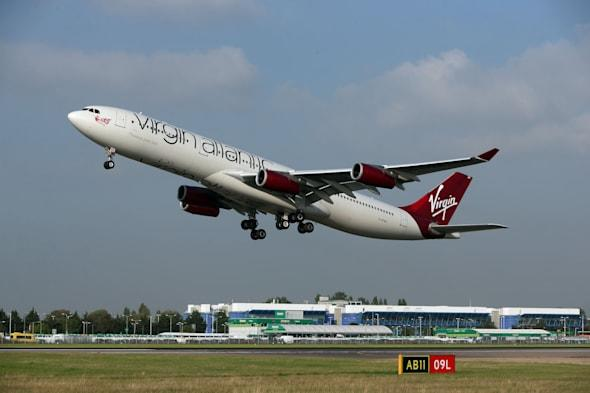 Virgin Atlantic to stop flying over Iraq over safety fears
