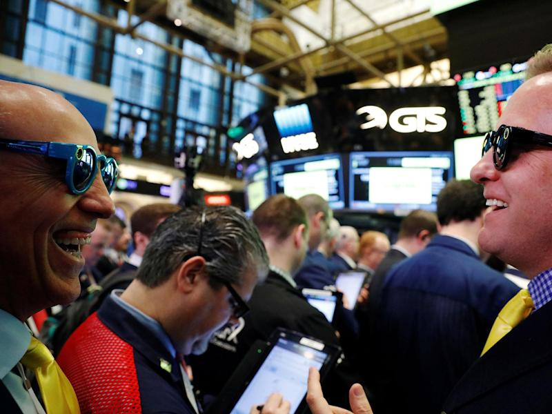Shady dealings: matching insiders with traders hungry for privileged information is redefining the notion of expertise: Getty