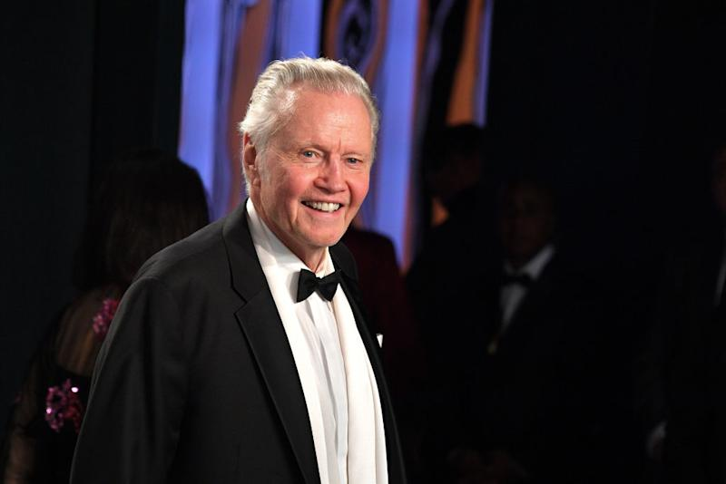 """Ray Donovan"" star Jon Voight approves of President Trump's performance. (Photo: George Pimentel/Getty Images)"