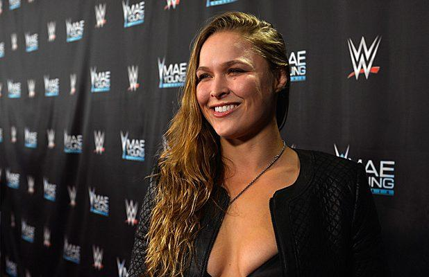 WWE Superstar Ronda Rousey to Play 'Fearless' Firefighter on '9-1-1' Season 3