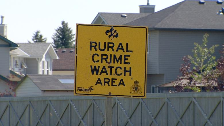 Citizen group says crime becoming an issue in hamlet southeast of Calgary