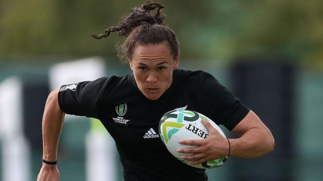 Woodman scores EIGHT tries as Black Ferns thrash Hong Kong 121-0