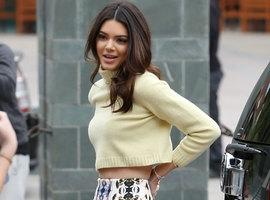 Kendall Jenner Shows Off Drastic Make Over During Photo Shoot
