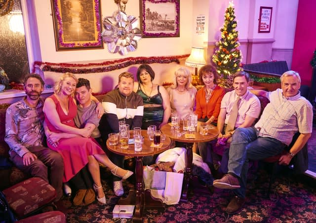 Gavin And Stacey is returning on Christmas Day
