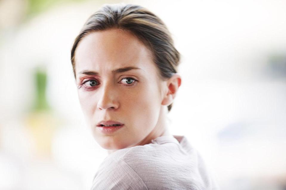 <p>Like <i>Ex Machina,</i> the intensely brutal drug cartel thriller <i>Sicario</i> got a late-season shot in the arm with an unexpected Best Picture nomination from the PGA. So maybe there's hope for Blunt, who electrifies once again in the line of fire (see: <i>Edge of Tomorrow</i>) as a tough but vulnerable FBI agent used as a pawn in the government's hunt for a ruthless Mexican kingpin.</p>