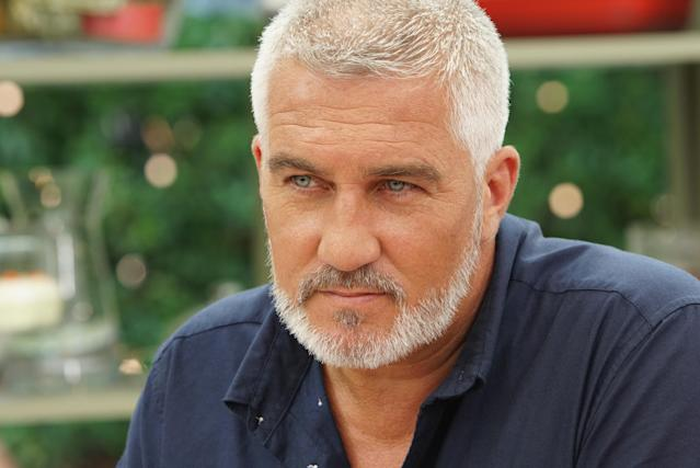 Paul Hollywood met Monteys-Fullam in his local pub in Kent. (Mark Bourdillon via Getty Images)