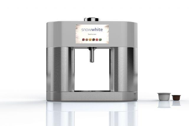 LG debuts latest capsule-based kitchen appliance: the Snow White ice cream maker