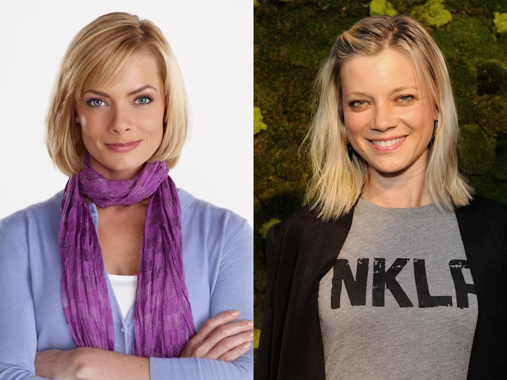 "We won't get to see what <b>Jaime Pressly </b>and <b>Amy Smart </b>look like behind bars, since their NBC women-in-prison drama ""Bad Girls"" didn't get the green light. Pressly would've played the sadistic warden at a federal prison for women, with Smart and Jurnee Smollett (""Friday Night Lights"") co-starring as inmates. No reprieve from NBC, though; they scrapped the pilot."
