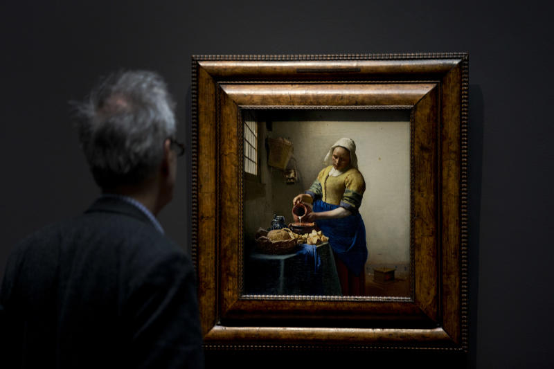 Riches of Dutch History Return to Rijksmuseum