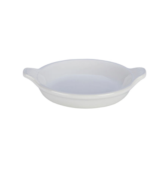 """<p><strong>Le Creuset </strong></p><p>lecreuset.com</p><p><a href=""""https://go.redirectingat.com?id=74968X1596630&url=https%3A%2F%2Fwww.lecreuset.com%2Fheritage-creme-brulee-dish-white-factory-to-table-sale%2FPG0401-1316.html&sref=https%3A%2F%2Fwww.cosmopolitan.com%2Ffood-cocktails%2Fg36067224%2Fle-creuset-factory-to-table-sale%2F"""" rel=""""nofollow noopener"""" target=""""_blank"""" data-ylk=""""slk:Shop Now"""" class=""""link rapid-noclick-resp"""">Shop Now</a></p><p><strong><del>$16</del> $8 (50% off)</strong></p><p>As far as we're concerned, you can never have too much Le Creuset. Make your desserts even sweeter with this crème brûlée dish. (Psst...it's currently on sale for $8.)</p>"""