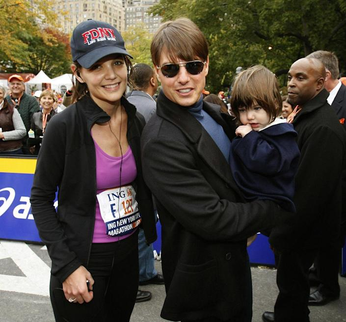 <p>The only child of Tom Cruise and Katie Holmes, Suri caused a media storm when she was born on April 18, 2006. </p>