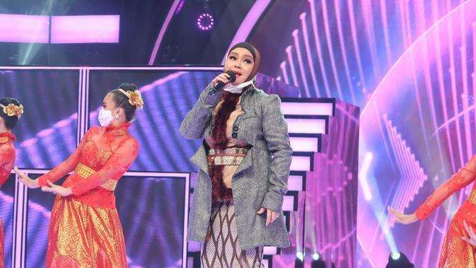 Iyeth Bustami di I Can See Your Voice Indonesia. (Ist)