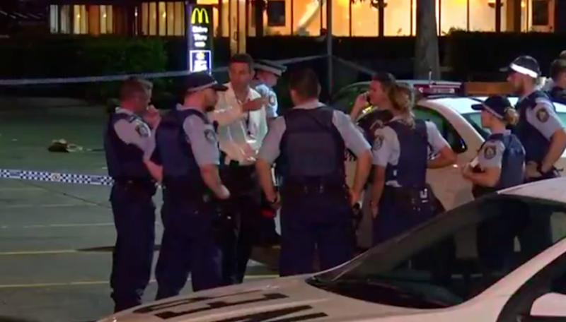 Man critically injured after McDonald's Penrith fight