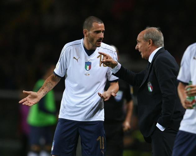 Italy 1 Macedonia 1: Azzurri fail to clinch play-off spot with disappointing draw