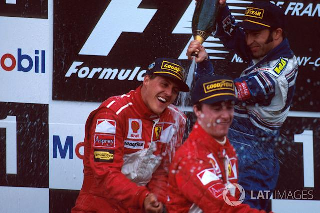 "1997 French Grand Prix <span class=""copyright"">Sutton Motorsport Images</span>"