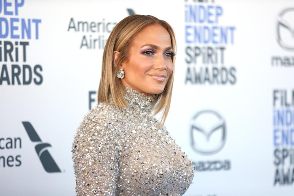 The singer and actor says she has never had botox (Getty Images)