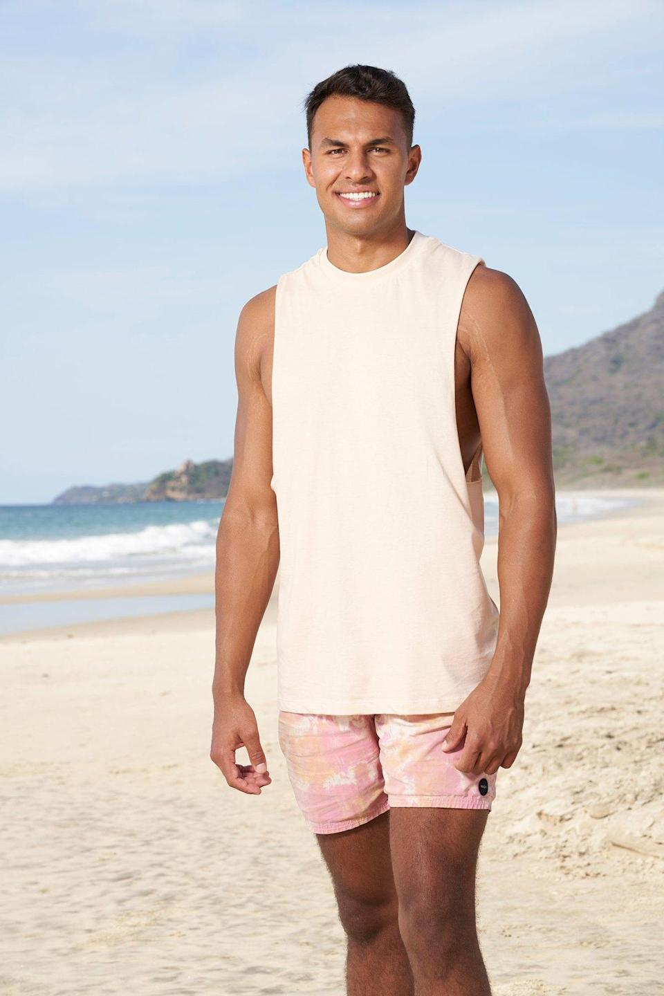 """Aaron, """"Bachelor in Paradise"""""""