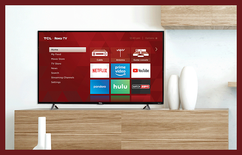 This TCL 32-inch HD LED TV is on sale for $130, or $70 off, for a limited time. (Photo: Amazon)