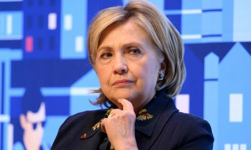 Hillary Clinton is still trying to sell herself as a feminist icon. Don't buy it