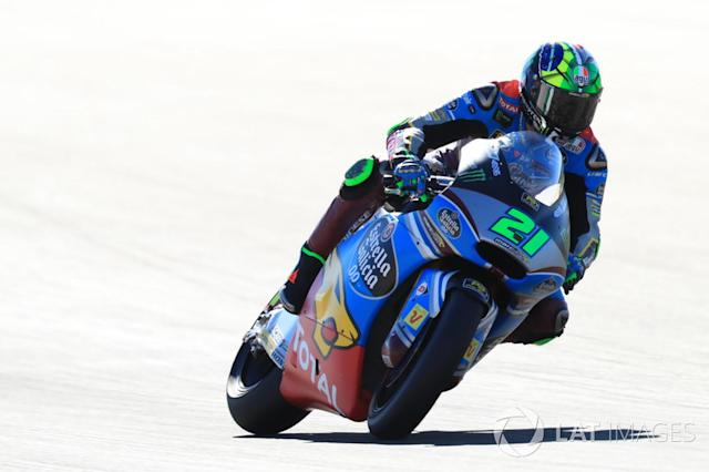 "2017: Franco Morbidelli (Kalex) <span class=""copyright"">Gold and Goose / Motorsport Images</span>"