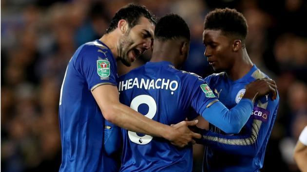 <p>Iheanacho pleased with virtuoso display against Fleetwood Town</p>