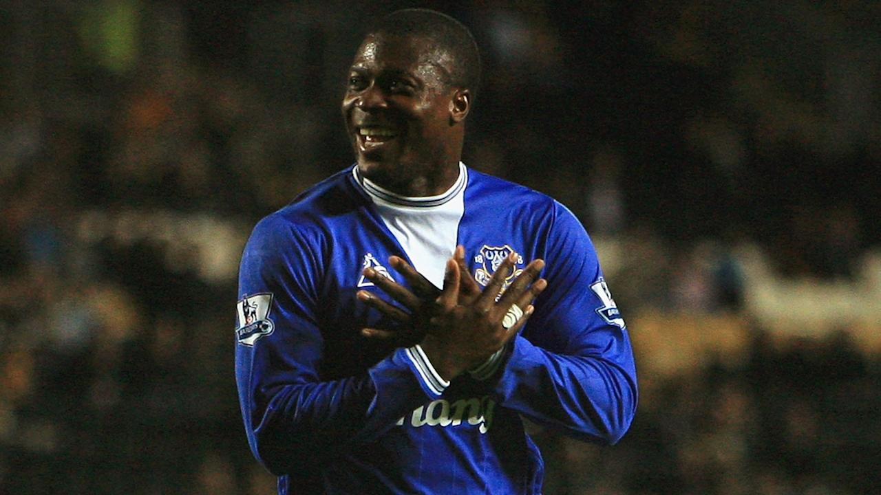 The former Everton and Portsmouth forward is set to swap football boots for boxing gloves after a nomadic football career in England