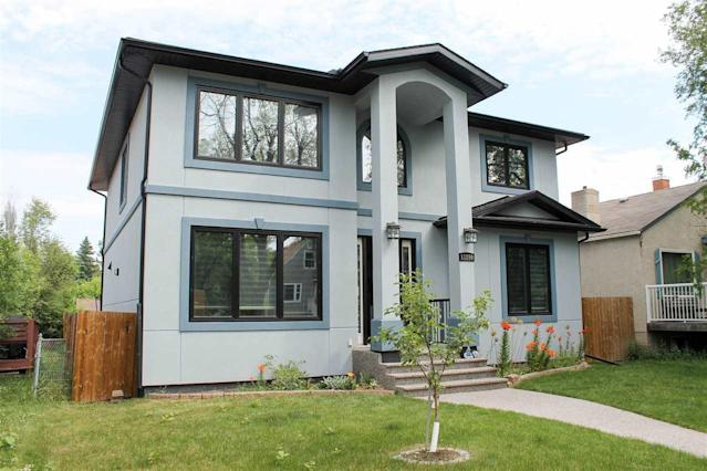 <p><span>11150 72 Avenue Northwest, Edmonton, Alta.</span><br> Location: Edmonton, Alberta<br> List Price: $988,000<br> (Photo: Zoocasa) </p>