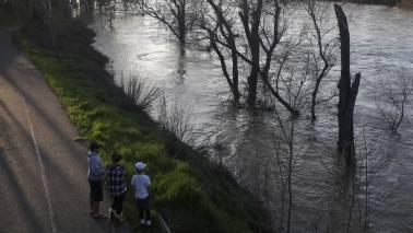 Searchers have found the body of the last missing member of an Indian family which perished when their sport utility vehicle plunged into a swollen river in the US state of California some 11 days ago.