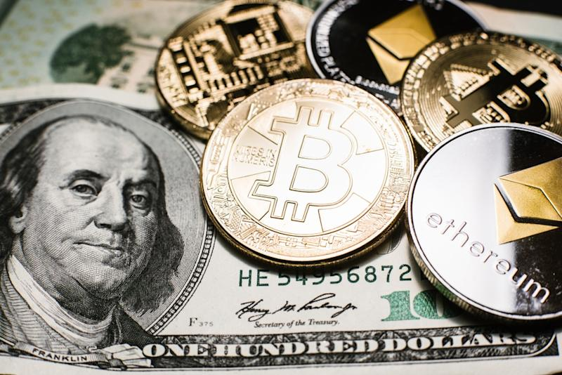 The International Monetary Fund (IMF) said that based on its research, countries generally foresee the emergence of crypto assets backed by central banks. | Source: Shutterstock