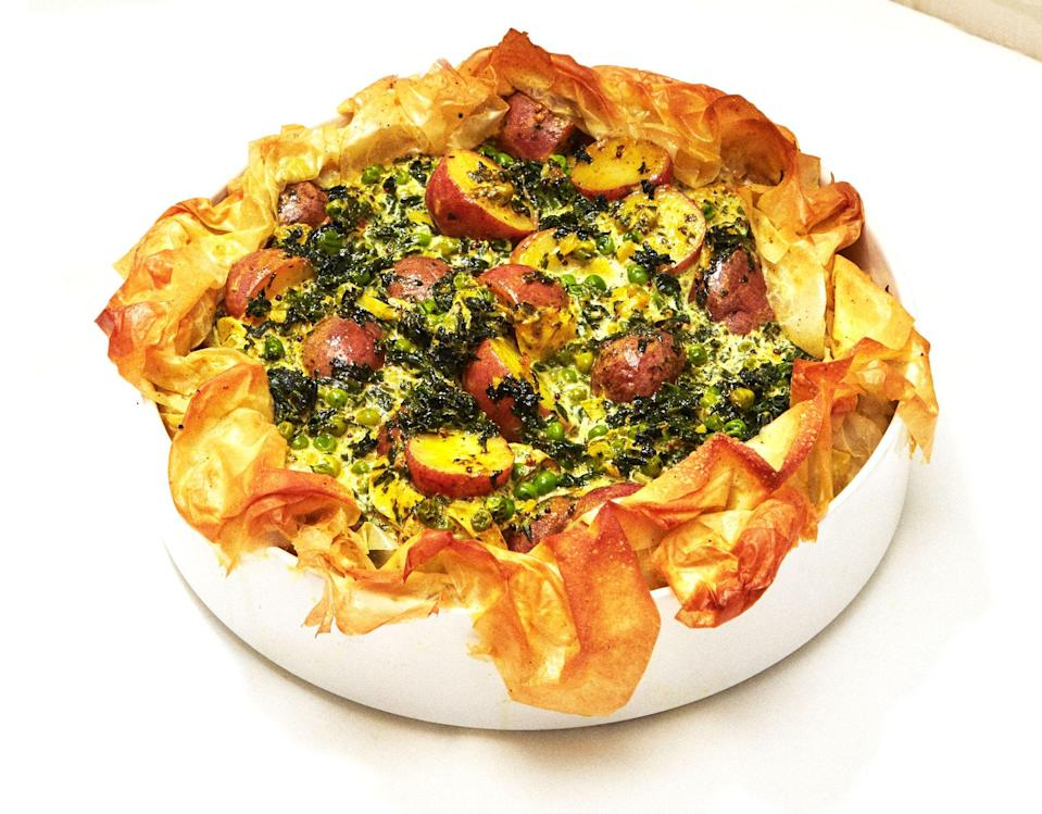 "<a href=""https://www.bonappetit.com/recipe/curried-potato-tart-with-cilantro-yogurt?mbid=synd_yahoo_rss"" rel=""nofollow noopener"" target=""_blank"" data-ylk=""slk:See recipe."" class=""link rapid-noclick-resp"">See recipe.</a>"