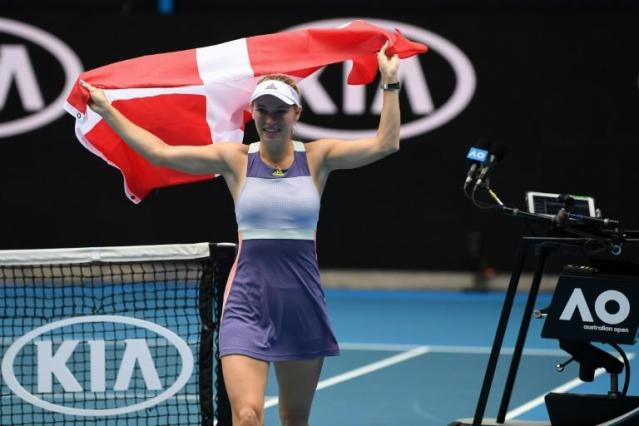 Wozniacki lost to Ons Jabeur in the third round (AFP Photo/Greg Wood)