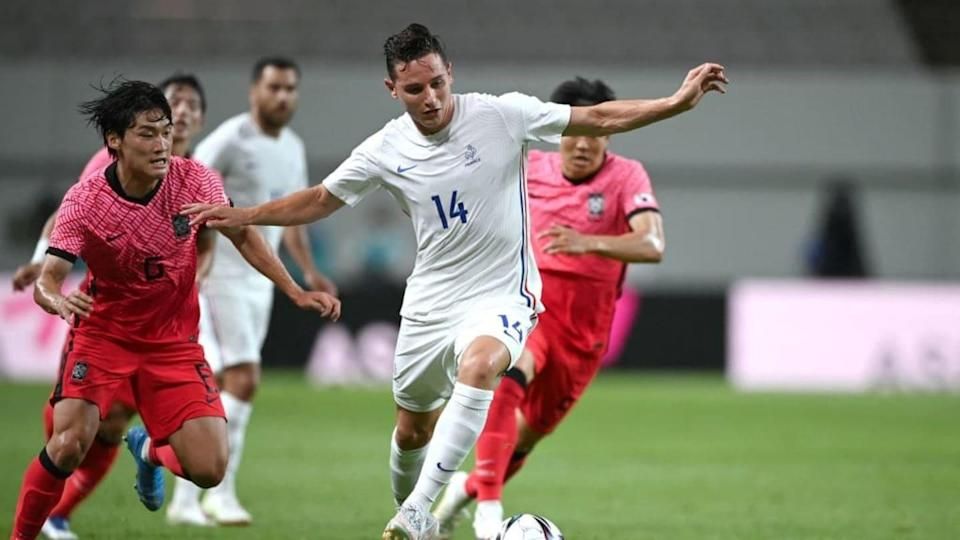 Florian Thauvin | JUNG YEON-JE/Getty Images