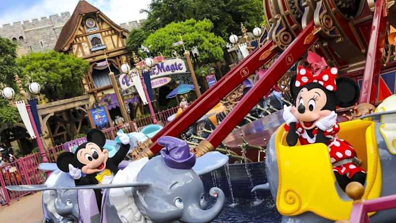 Coronavirus: Hong Kong Disneyland to reopen this week with social-distancing curbs, while travel sector representatives seek more funding