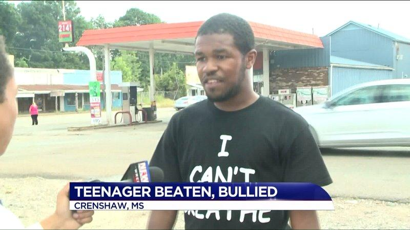 Police in the small town of Crenshaw, Miss., say they`ve arrested someone in connection with the brutal beating of a 14-year-old at the hands of another teen.