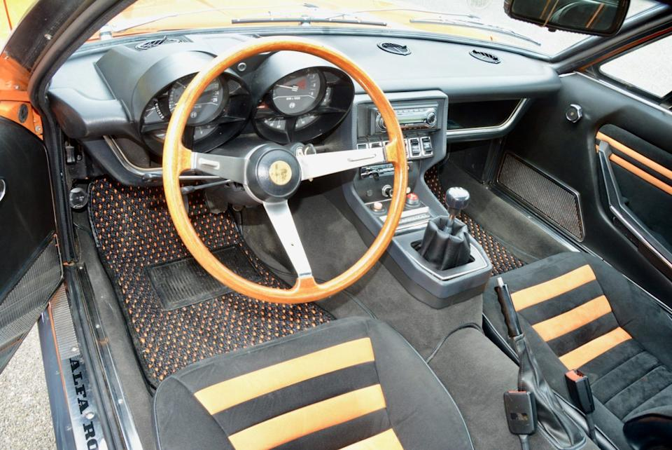 don t miss your chance to own a 1971 alfa romeo montreal yahoo