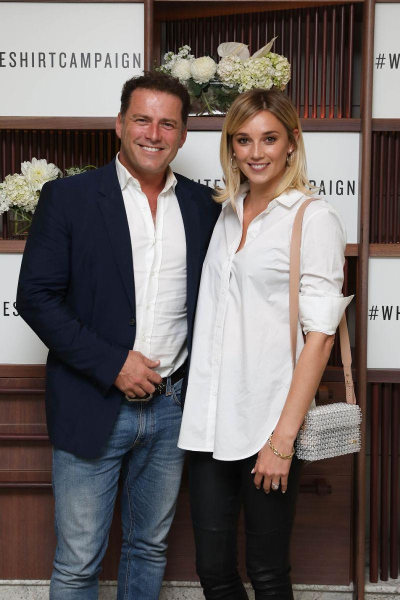 Karl Stefanovic and Jasmine Yarbrough are set to tie the knot this weekend. Photo: Getty