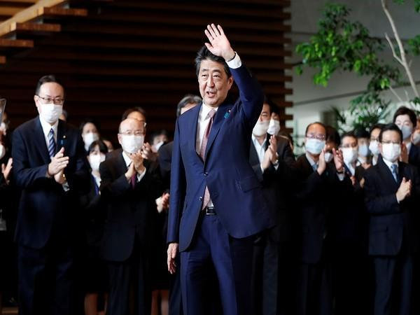 Japan's ex-Prime Minister Shinzo Abe (Photo Credit - Reuters)