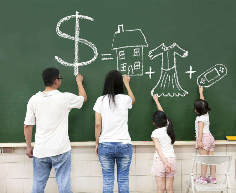 The costliest states for raising children