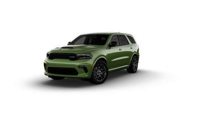 Dodge, MTN DEW and Speedway are charging fans' garages with the chance to take home a 2021 Dodge Durango R/T Tow N Go (Vehicle shown may not be an exact representation of the awarded vehicle).