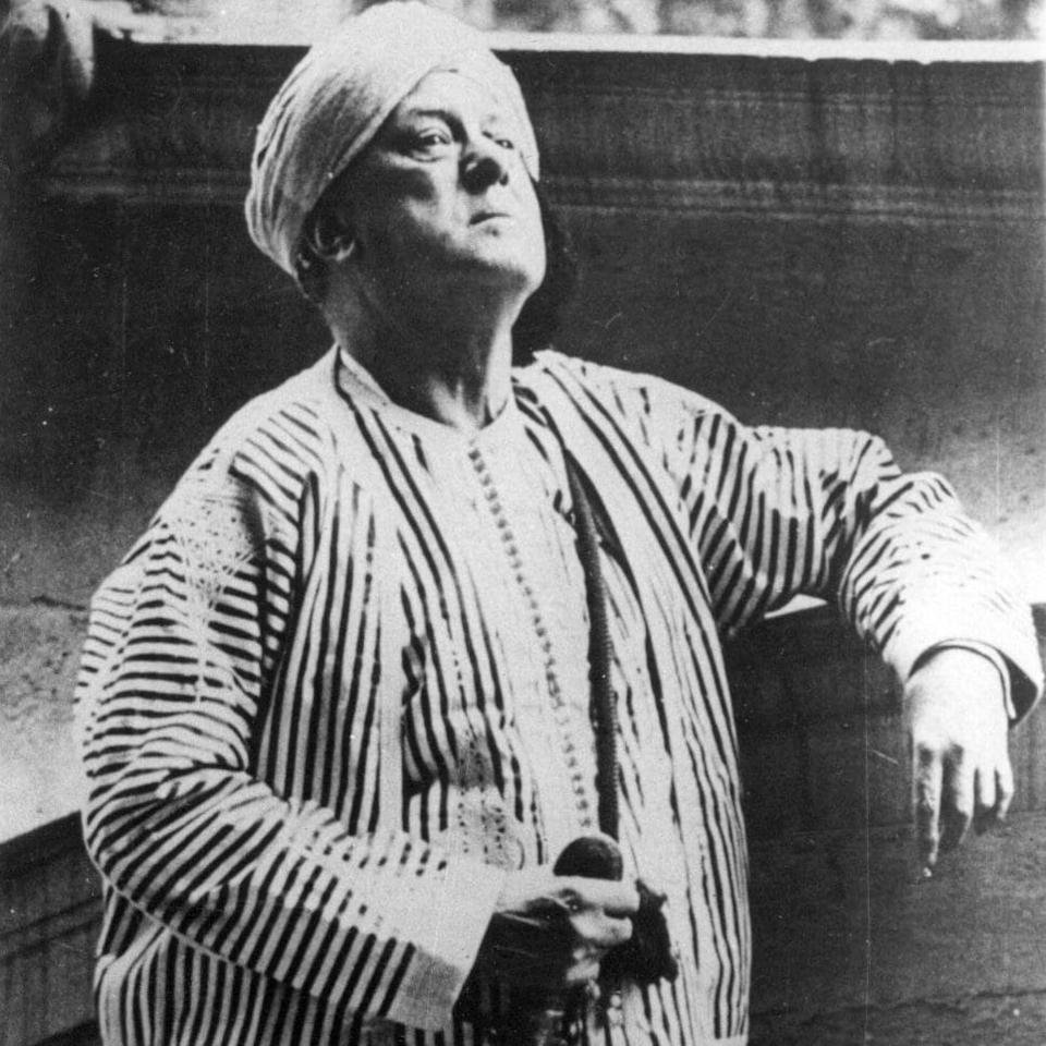 Sex magic: Aleister Crowley