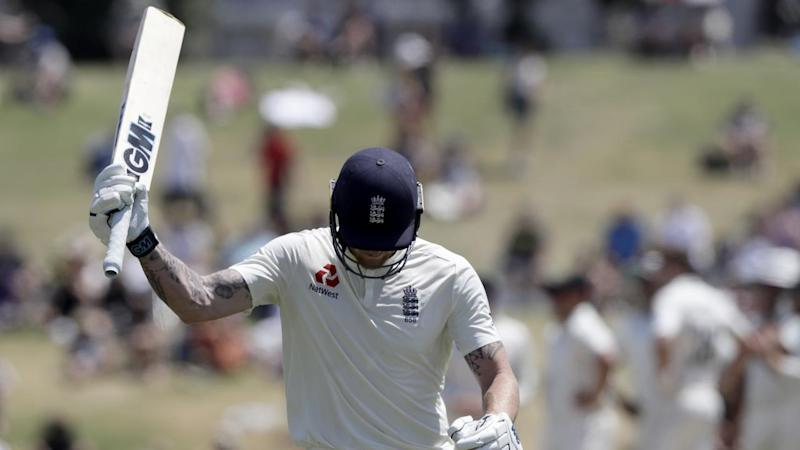 Ben Stokes was a key dismissal as New Zealand close in on victory in the first Test with England