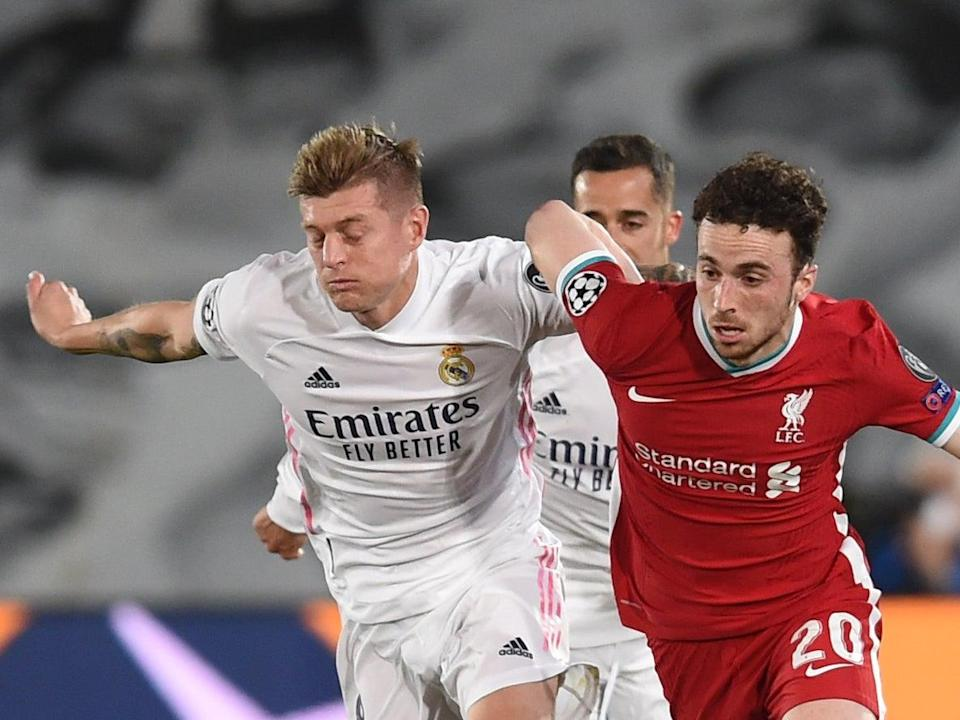 Kroos outclassed Liverpool to inspire Real Madrid's win (Getty)